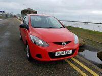 Mazda 2 49000 miles 1 year MOT