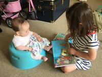 Live-in Nanny for Putney/Southfields family with 2 girls