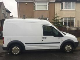 Ford Transit Connect 1.8tdci LWB High Roof
