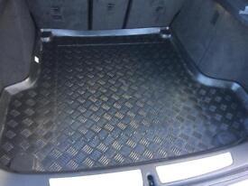 Heavy waterproof boot liner for BMW 3-Series GT Gran Tourismo