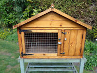 Guinea Pig / Rabbit hutch and stand