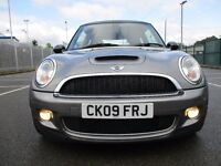 2009 MINI COOPER S - 1.6 PETROL - LEATHER - XENONS - AIR CON - PX WELCOME - FINANCE