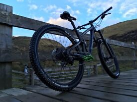 Transition SCOUT Mountain Bike (Small Frame)