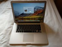 Apple MacBook Pro 15 i7/8Gb/256SSD + Magic Mouse EXCELLENT CONDITION