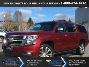 2017 Chevrolet Suburban PREMIER + RABAIS DE 16 000$ + REMORQUAGE