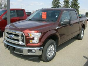 2017 Ford F-150 Supercrew 4x4 XLT 145""