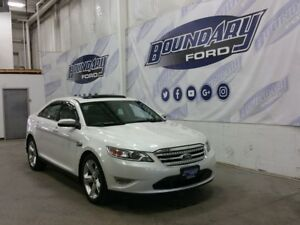 2011 Ford Taurus SHO W/ Ecoboost, Sunroof, Leather, Heated Seat