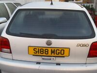breaking vw polo 1998, this listing is for the tailgate £40