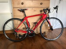 Cannondale Synapse 51cm 105. Almost mint condition