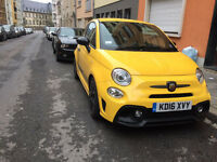 FIAT ABARTH 595 NEW SHAPE COMPETIZIONE *LIKE NEW*