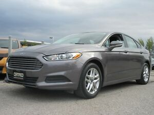 2013 Ford Fusion SE / ONE OWNER