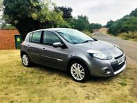 RENAULT CLIO 1.2 DYNAMIQUE TOMTOM TCE, MOT Aug 2019, Just serviced, Looks and...