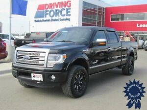 2014 Ford F-150 Platinum, 6.5 Ft Box, 5 Passenger - 3.5L V6 Gas