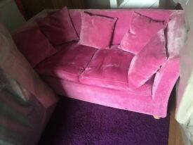 Two seater sofabed £40