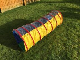 Children's Play Tent and Tube