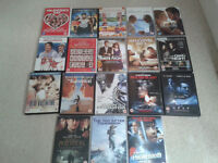 18 mixed '12' & '15' DVD's inc Karate Kid, Best Exotic Marigold Hotel, Bucket List etc