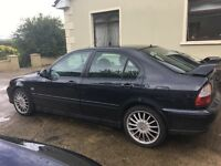 2002 rover in great condition