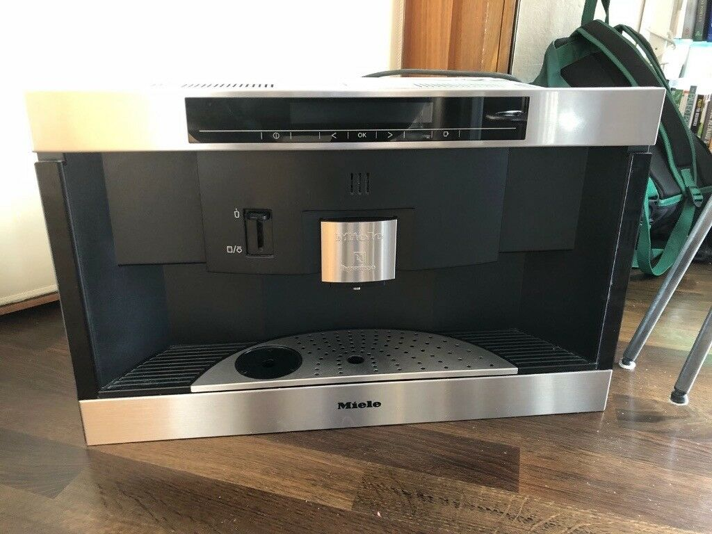 Brand New Integrated Coffee Machine Miele Cva3660 Nespresso