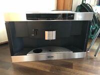 Brand new integrated coffee machine Miele CVA3660 Nespresso