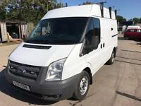Ford transit t300 2013 13 Reg one owner fsh 124k miles mot march 18