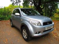 Daihatsu Terios 1.5SX *Zero Deposit Finance Specialists* From £117 per month