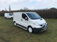 2008 Vauxhall vivaro clean ideal day van drives perfect comes with 10 months mot