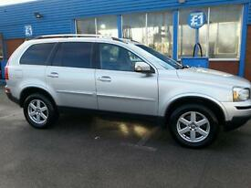 Volvo XC90 2.4 D5 Active Estate AWD 5dr 7 Seat