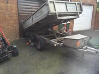 ** 8/5ft Tipping Trailer £1870**