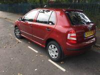 2005/55 skoda fabia 1.2 petrol cheap car 5 door