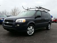 2008 Chevrolet Uplander LS-EXTENDED CARGO W/ LADDER RACK AND SHE