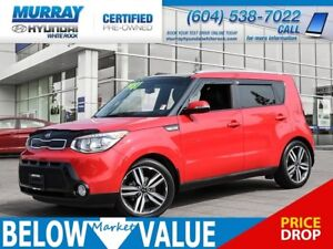 2015 Kia Soul SX**NAVI**SUNROOF**REAR CAMERA**