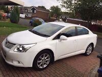 Toyota Avensis 2010 Manual 1.8 (Current shape) 147 BHP Full Dealer History Mint condition