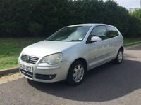 2006 (55) VW Polo S 1.4 3dr Hatchback Manual Petrol 82k miles Lady Owner [Cambelt Changed at 60k]