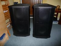 Bose F1 subwoofer pair of (including padded covers)