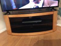 Oak Tv stand Few months Old