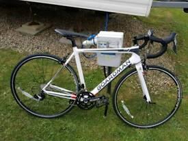Boardman c7 carbon racing bike