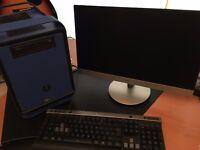 """Chillblast Fusion Gaming PC Intel i5 16GB RAM + Nvidia GTX 760 2GB + 23"""" Monitor or MacBook Trade"""