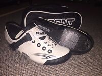 Bont Vaypor Track cycling shoes. Size 38. Brand New & Not Worn