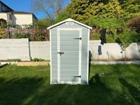 15 IN STOCK BRAND NEW BOXED - Keter Manor Garden Shed