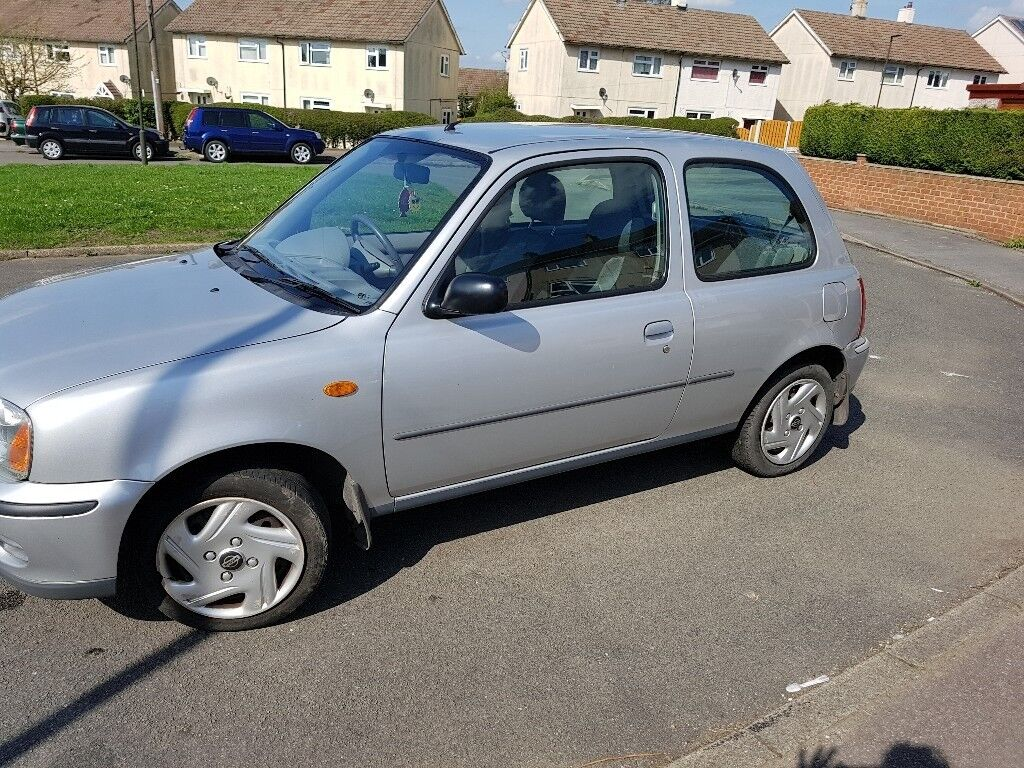 Nissan Micra 300 Very Reliable Car Low Millage For Age Mot Has