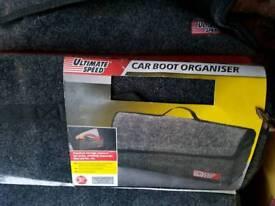 Car Boot Organiser