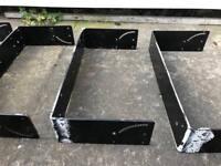 Brackets to suit Nexo PS8 speakers x 4