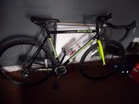 "(MudyFox) Road Bike (23"") (1 Year Old) (Cost £300)"