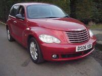 2006 Chrysler PT Cruiser Touring 2.2 CRD Diesel, 1 years MOT (Mercedes C220)