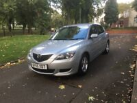 2005 (55) MAZDA 3 TS 5DR 1.6 PETROL **11 MONTHS MOT + DRIVES VERY GOOD + GREAT FAMILY CAR**
