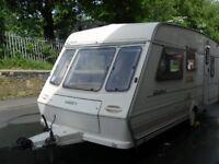 Abbey County Stafford Five Berth Touring Caravan