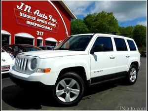 2011 Jeep Patriot FWD North Edition