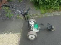 power kaddy electric trolley