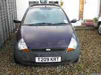 ford ka for sale spares or repares