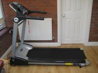 Roger Black Silver Medal Mains Powered Treadmill JX-285